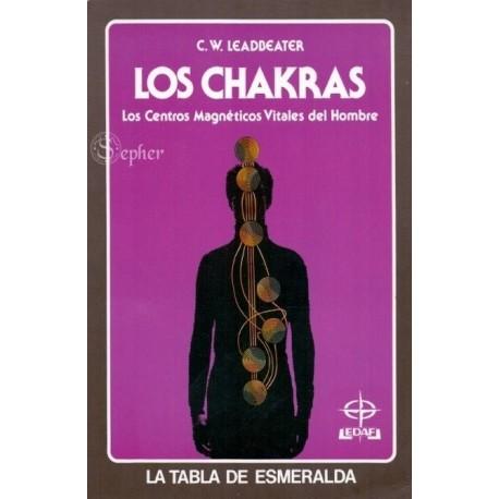 CHAKRAS LOS. los Centros Magnéticos Vitales del Hombre