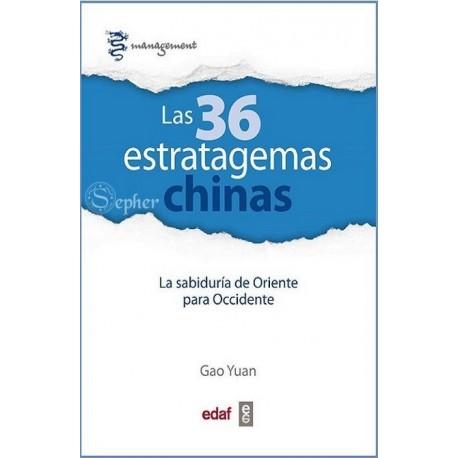 36 ESTRATAGEMAS CHINAS LAS