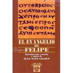 EVANGELIO DE FELIPE EL
