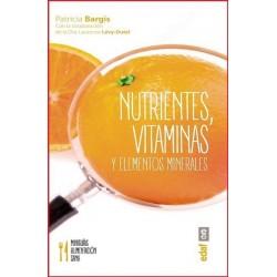 NUTRIENTES VITAMINAS Y ELEMENTOS MINERALES