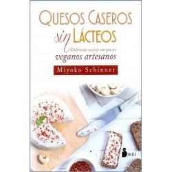 QUESOS CASEROS SIN LÁCTEOS