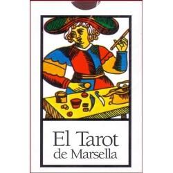 TAROT DE MARSELLA EL. Mazo de Cartas-Editorial Edaf