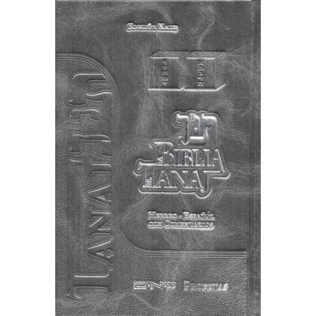 BIBLIA TANAJ PROFETAS. Tomo II