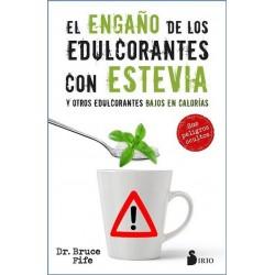 EL ENGAÑO DE LOS EDULCORANTES CON ESTEVIA