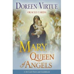 MARY QUEEN OF ANGELS. CARTAS ORÁCULO