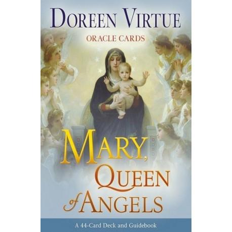 MARY QUEEN OF ANGELS. CARTAS ORÁCULO