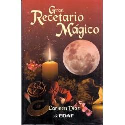 GRAN RECETARIO MÁGICO EL