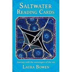 ORÁCULO DE AGUA SALADA. Saltwater Reading cards