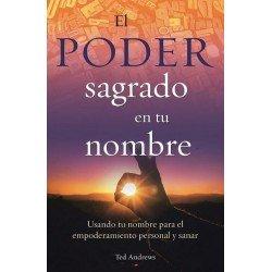 PODER SAGRADO EN TU NOMBRE EL