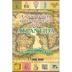 EXISTENCIA Y DESAPARICIÓN DE LA ATLÁNTIDA LA