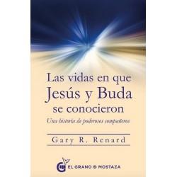 VIDAS EN QUE JESÚS Y BUDA SE CONOCIERON LAS
