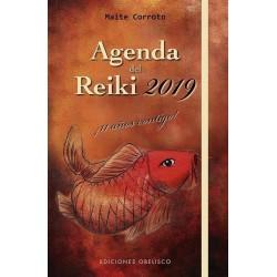 AGENDA DEL REIKI 2019