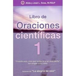 LIBRO DE ORACIONES CIENTÍFICAS 1