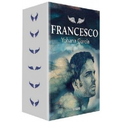 FRANCESCO 4 VÓLUMENES (kit)