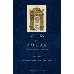 ZOHAR EL Vol. XXIV
