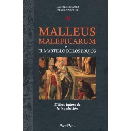 MALLEUS MALEFICARUM . El martillo de los brujos