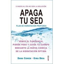 APAGA TU SED. Plan de hidratación profunda