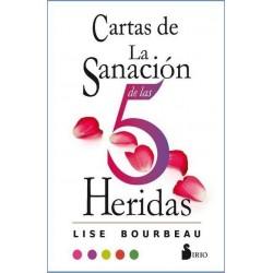 CARTAS DE LA SANACIÓN DE LAS 5 HERIDAS