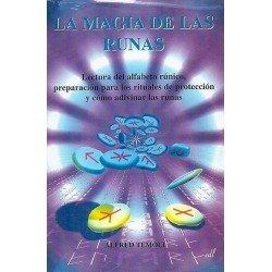 MAGIA DE LA RUNAS. LECTURA DEL ALFABETO RUNICO