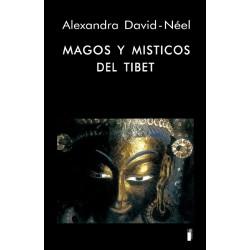 MAGOS Y MISTICOS DEL TIBET