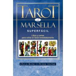 TAROT DE MARSELLA SUPERFACIL (LIBRO Y CARTAS)