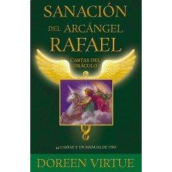 SANACIÓN DEL ARCÁNGEL RAFAEL. Cartas oráculo