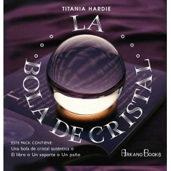 BOLA DE CRISTAL, LA. (Kit :Libro, Bola de Cristal, Soporte)