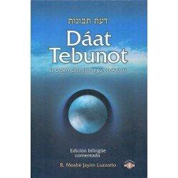 DAAT TEBUNOT. El Orden Cósmico según la Kabalá. Vol II