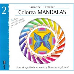 COLOREA MANDALAS 2