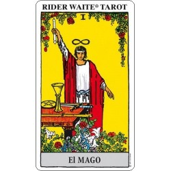 TAROT RIDER WAITE (CARTAS)