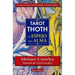 TAROT THOTH. El espejo del alma (Libro y Cartas)