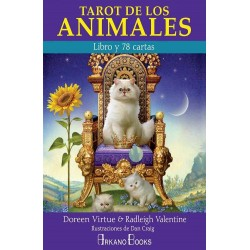 TAROT DE LOS ANIMALES. (Incluye Libro Y Cartas)
