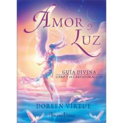 AMOR Y LUZ. Guía divina (Libro y cartas)