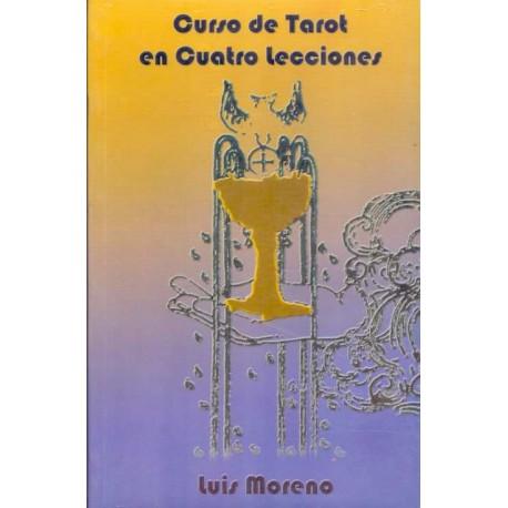 CURSO DE TAROT EN CUATRO LECCIONES