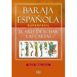 BARAJA ESPAÑOLA . El arte de echar las cartas superfácil