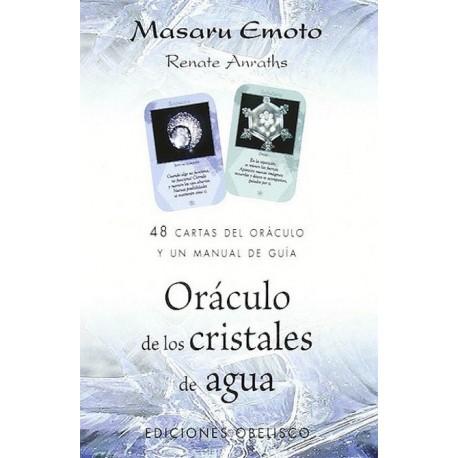 ORACULO DE LOS CRISTALES DE AGUA