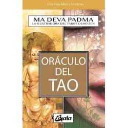 ORÁCULO DEL TAO (Libro y Cartas) Nueva edición