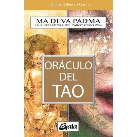 ORÁCULO DEL TAO (Libro y Cartas)