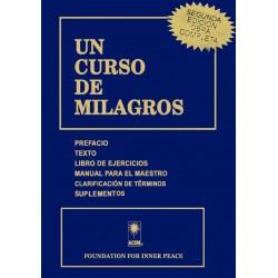 UN CURSO DE MILAGROS (Segunda edición obra completa)