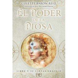 PODER DE LA DIOSA, EL (Incluye Libro y Cartas)