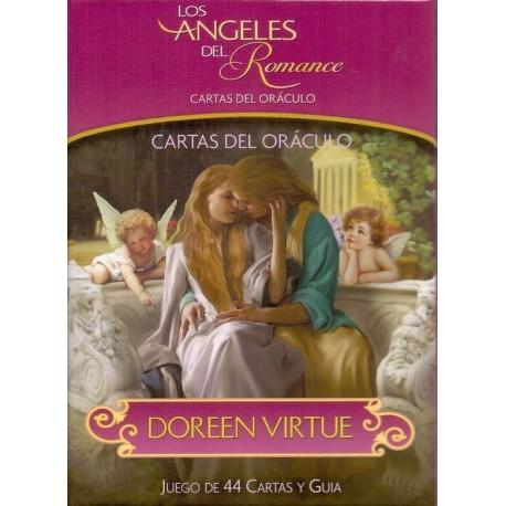 ÁNGELES DEL ROMANCE CARTAS DEL ORÁCULO en español