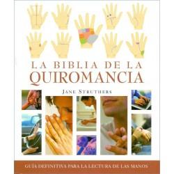 BIBLIA DE LA QUIROMANCIA LA