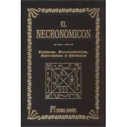 NECRONOMICÓN EL. Conjuros, encantamientos, exorcismos y fórmulas