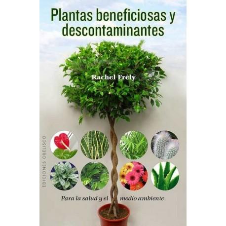 PLANTAS BENEFICIOSAS Y DESCONTAMINANTES