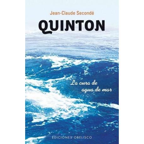 QUINTON . La cura de agua de mar