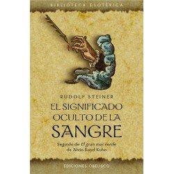 SIGNIFICADO OCULTO DE LA SANGRE EL