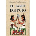 TAROT EGIPCIO EL (Estuche y Cartas ) Ed. Obelisco