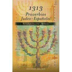 1313 PROVERBIOS JUDEO ESPAÑOLES
