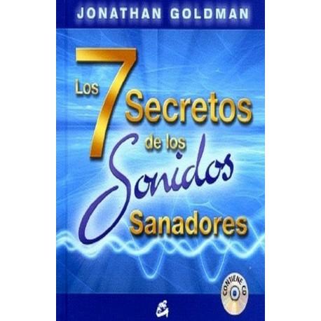 7 SECRETOS DE LOS SONIDOS SANADORES LOS (INCLUYE CD)