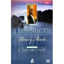 AMOR Y MUERTE (INCLUYE DVD)